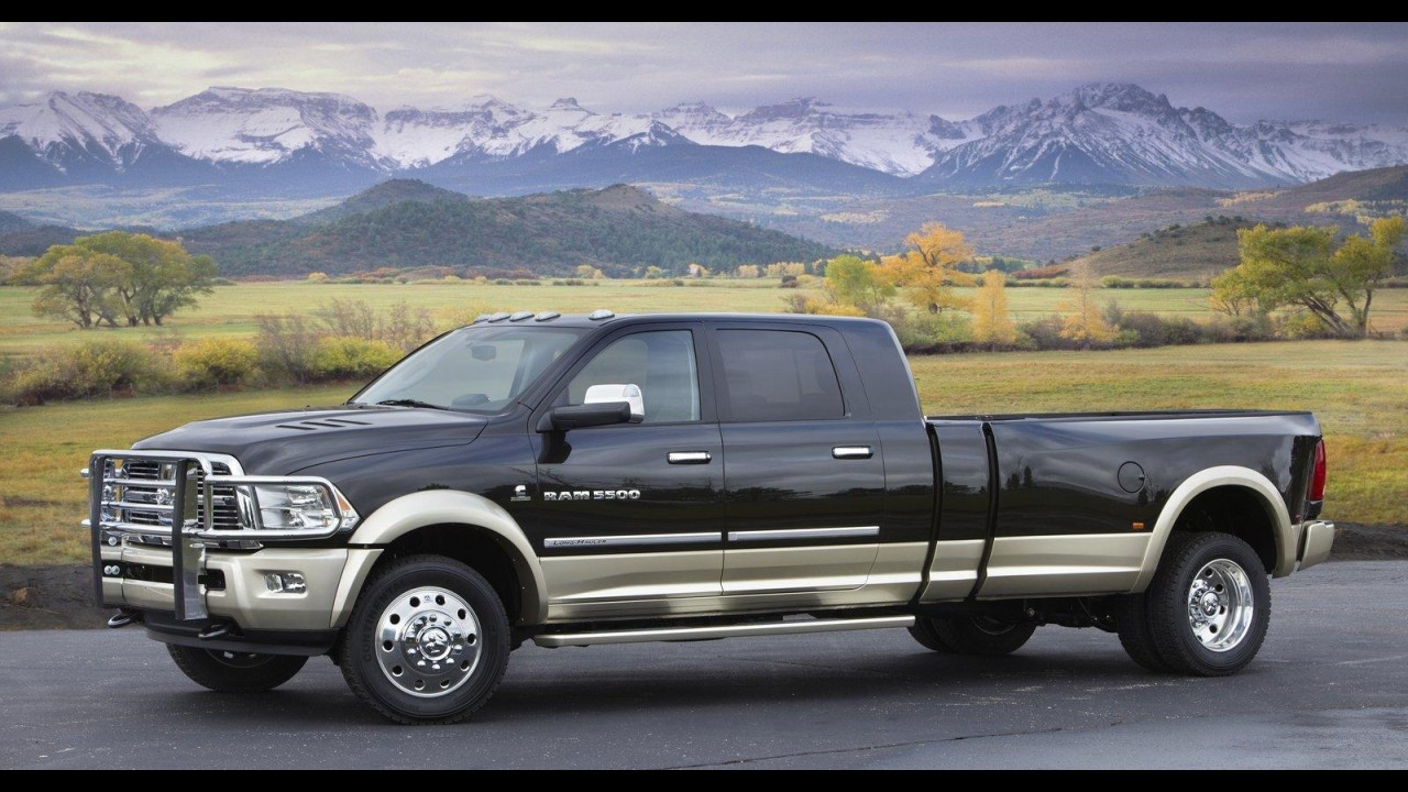 Chrysler estuda produção em série do RAM 5500 Long Hauler Concept