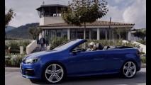 Vídeo: Volkswagen Golf R Cabrio 2013 é revelado