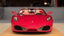 Ferrari F430 Spider: Amalgam Unboxing Gallery