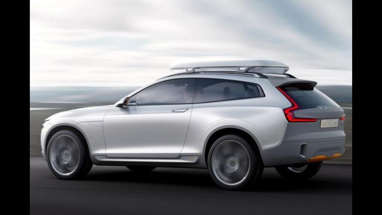 Volvo apresentará novo conceito em março no Salão de Genebra
