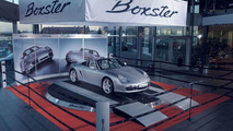 Porsche Boxster Second Generation Ready for Launch in Germany