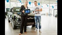 Lukas Podolski fährt Hyundai
