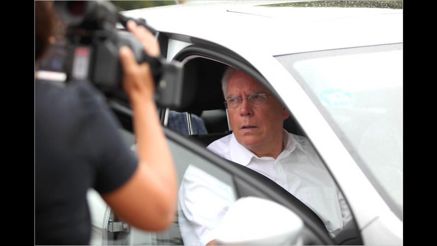 VW: Mit Ulrich Hackenberg auf Erprobungstour in China