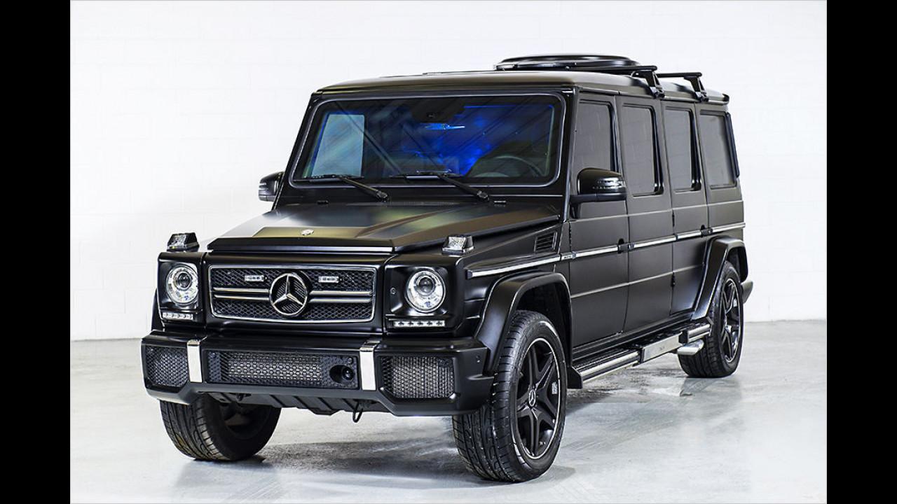 Inkas Mercedes G 63 AMG Langversion
