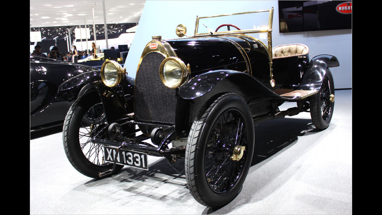 Bugatti Typ 18