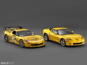Chevrolet Corvette C6-R Race Car