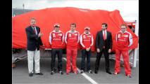 Ferrari-Achterbahn