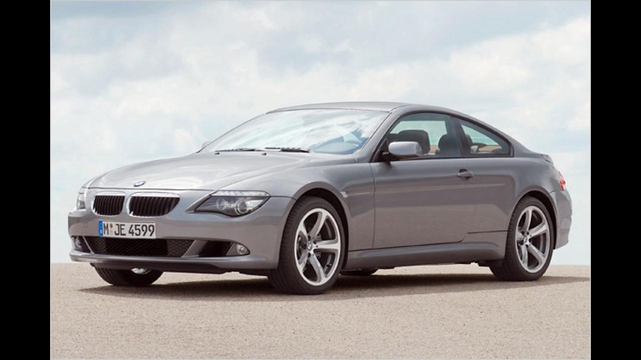 BMW 630i Coupé Sport-Automatic