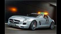 Ein SLS für die Formel 1
