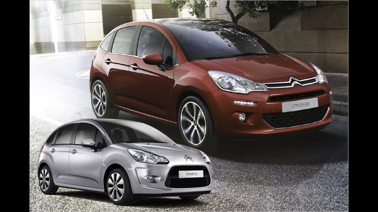 Citroën C3 Facelift