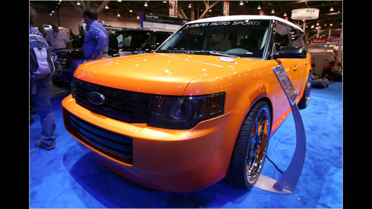 Ford Flex by Galpin Auto Sports