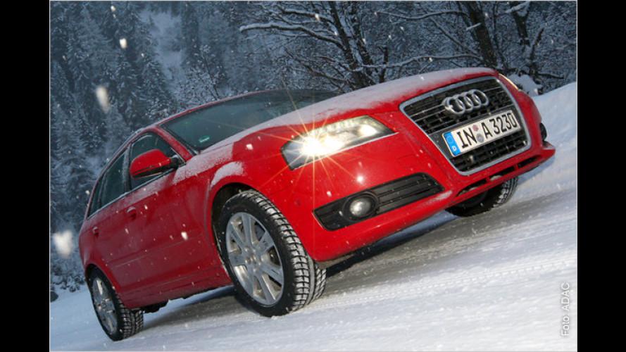 Der Winter kommt: Daran sollten Autofahrer denken