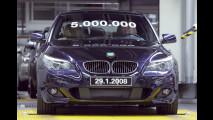 Fünf Millionen BMW-5er