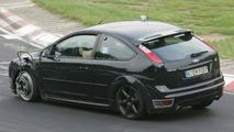 Ford Focus RS Spied on Nurburgring