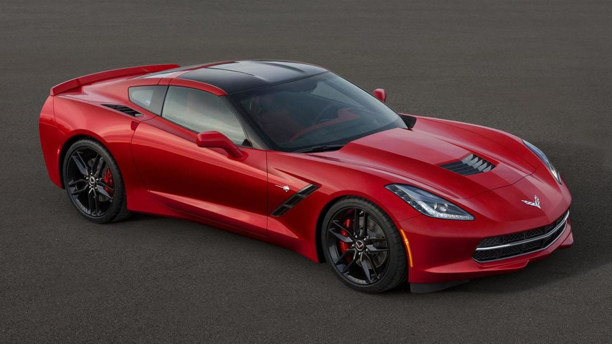 Chevrolet Corvette engine officially rated at up to 460 bhp