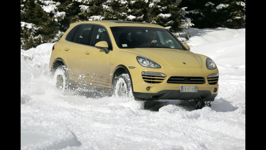 Porsche Cayenne Diesel Tiptronic
