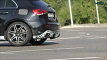 2020 Mercedes-AMG A45 casus görüntüler