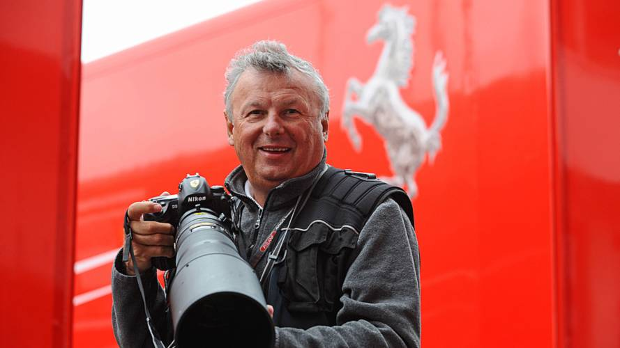 Motorsport Network Acquires The Largest Private Ferrari Photography Archive Of Ercole Colombo