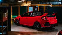 Honda Civic Type-R'dan pick-up olur mu?