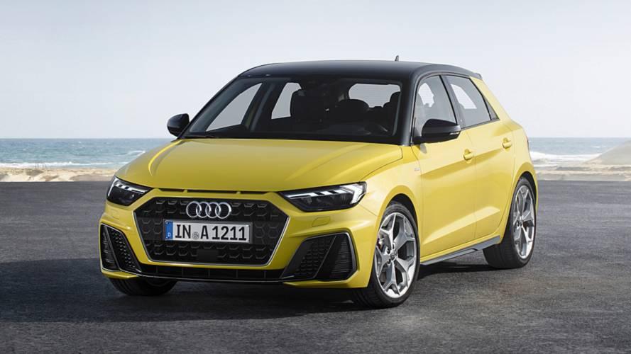 Új  Audi A1 Sportback