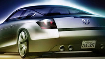 Honda Accord Coupe Concept sketch