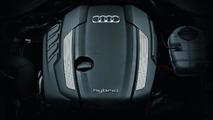 2012 Audi A8 Hybrid production version revealed