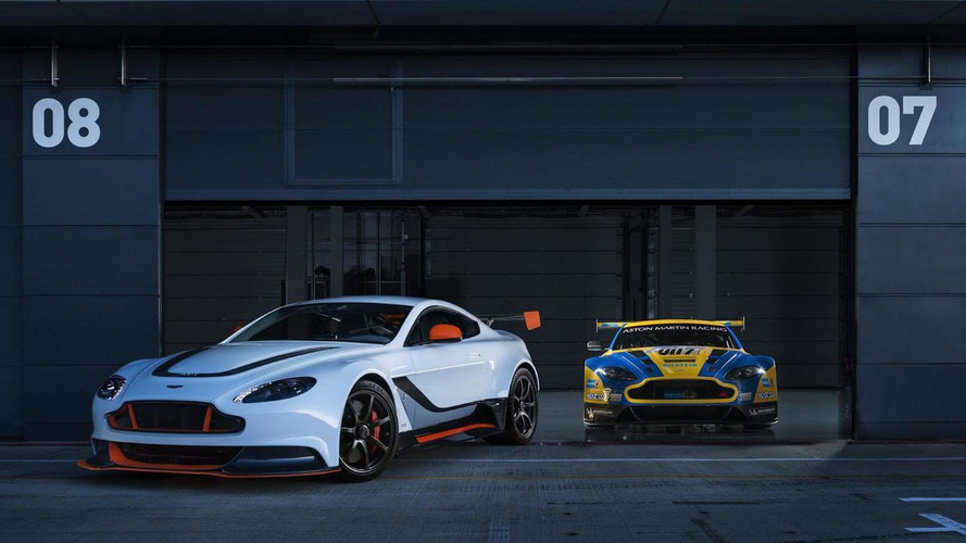Aston Martin Vantage GT12 reaches sell out status