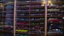 Man donates house full of 30,000 cars, from scale models to full size