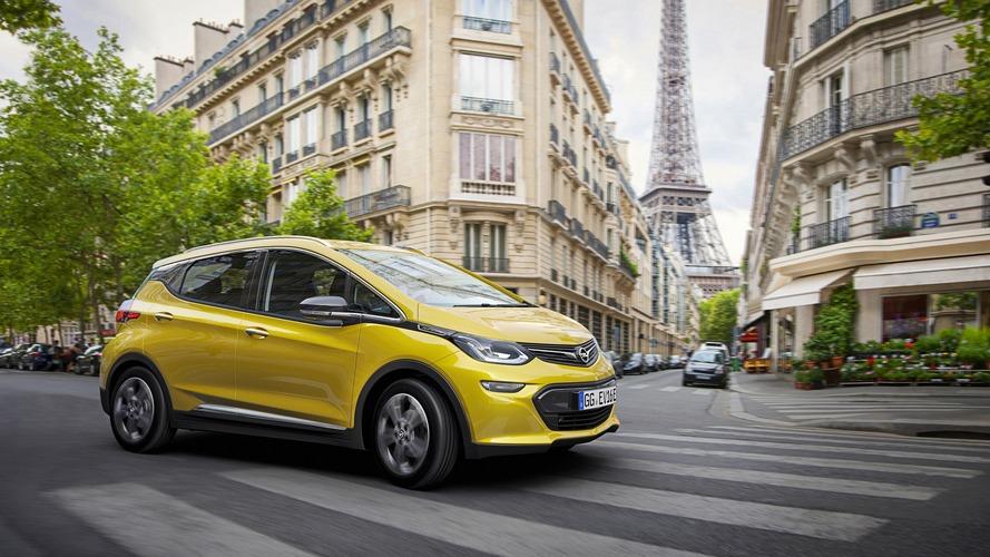 Opel Ampera-e - Un boulet pour PSA ?