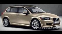 Volvo confirma versão do C30 com cinco portas