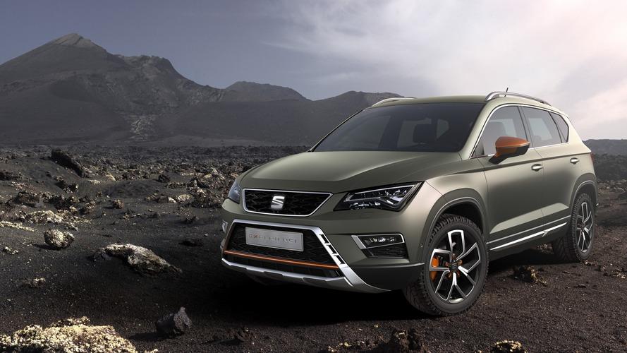 SEAT Ateca X-Perience konsepti, off-road yeteneğine yoğunlaşıyor