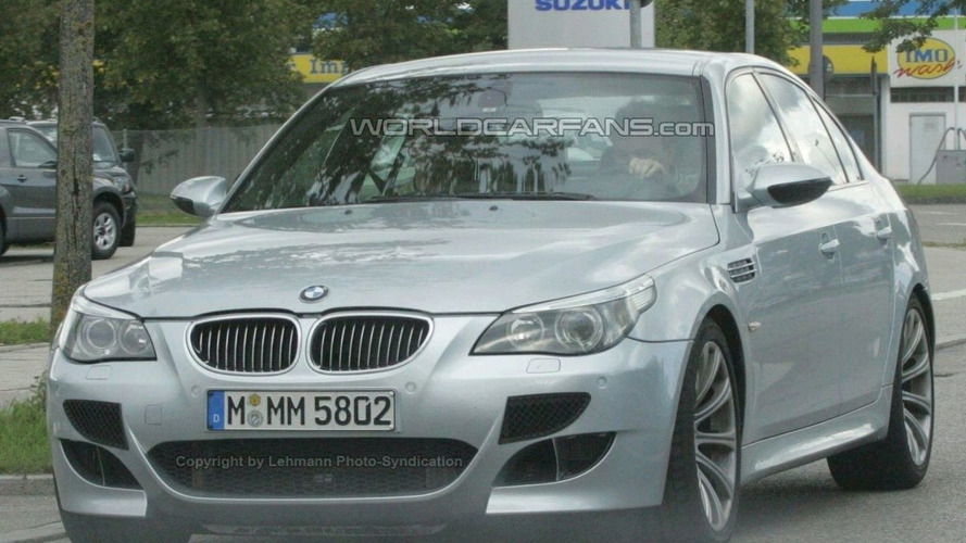 2011 BMW M5 will get 5.5L V10 Engine