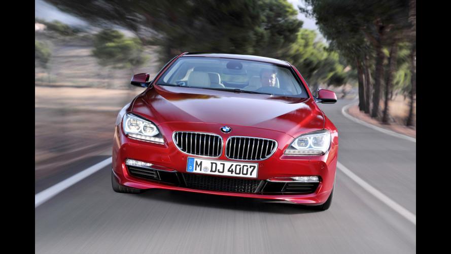 BMW Serie 6, confermata la 4 porte