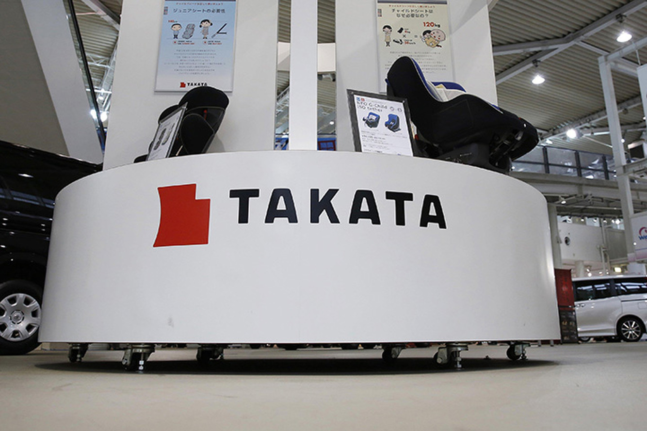 Takata Gives Up, Files For Bankruptcy