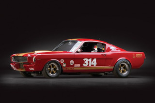 Own This Quirky Shelby GT350H Mustang Racer