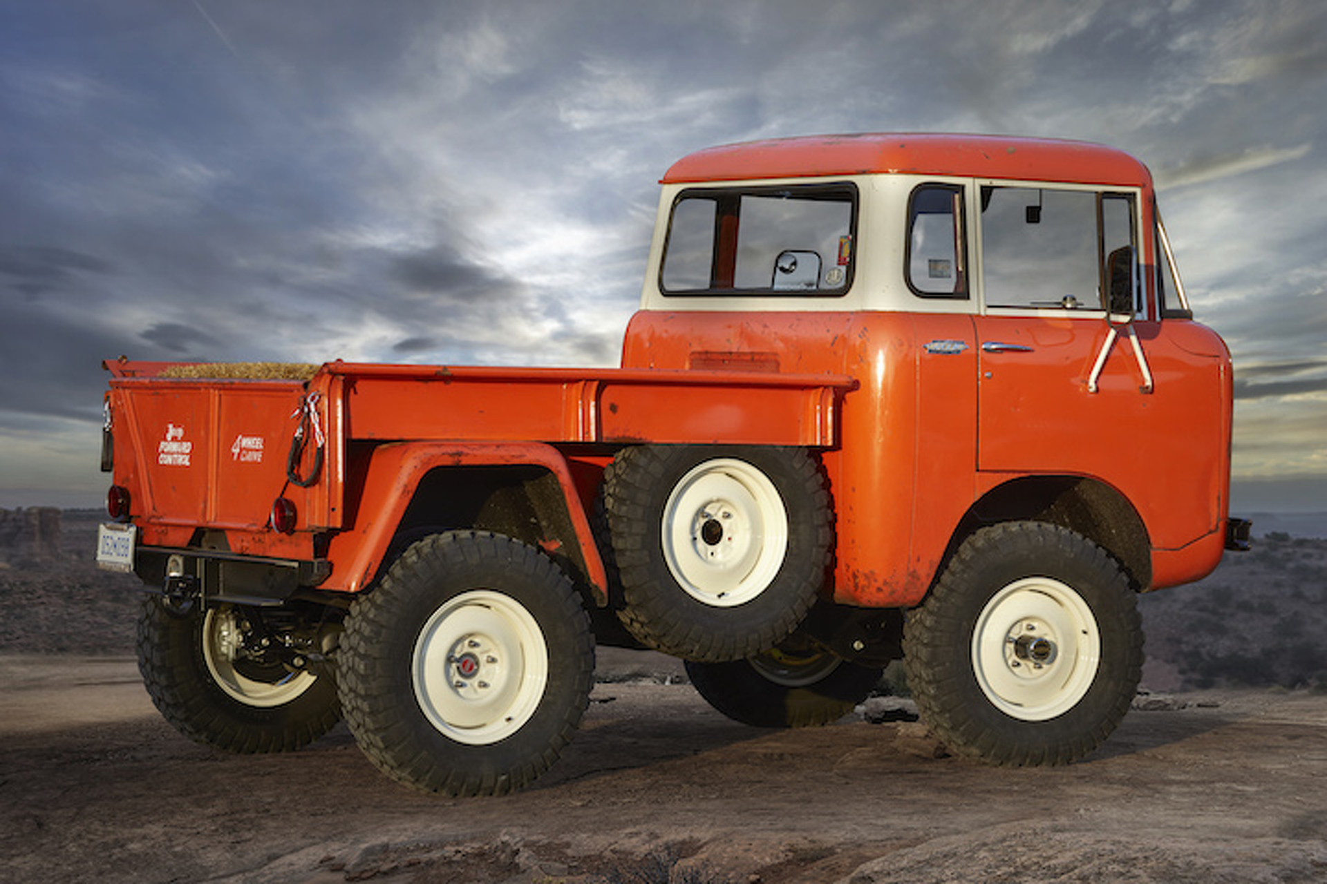 Forget the Hellcat, This Jeep FC 150 is the Best Moab Concept