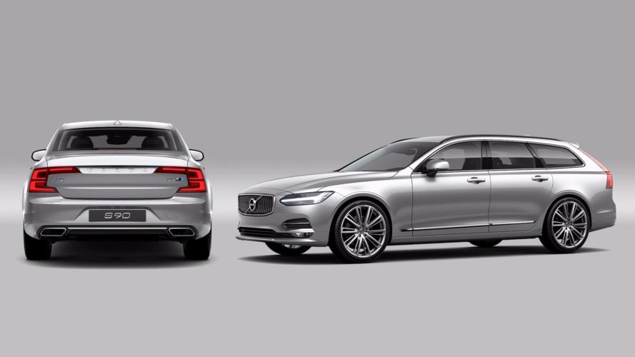 Volvo - Déjà une mise à jour sur toute la gamme 90