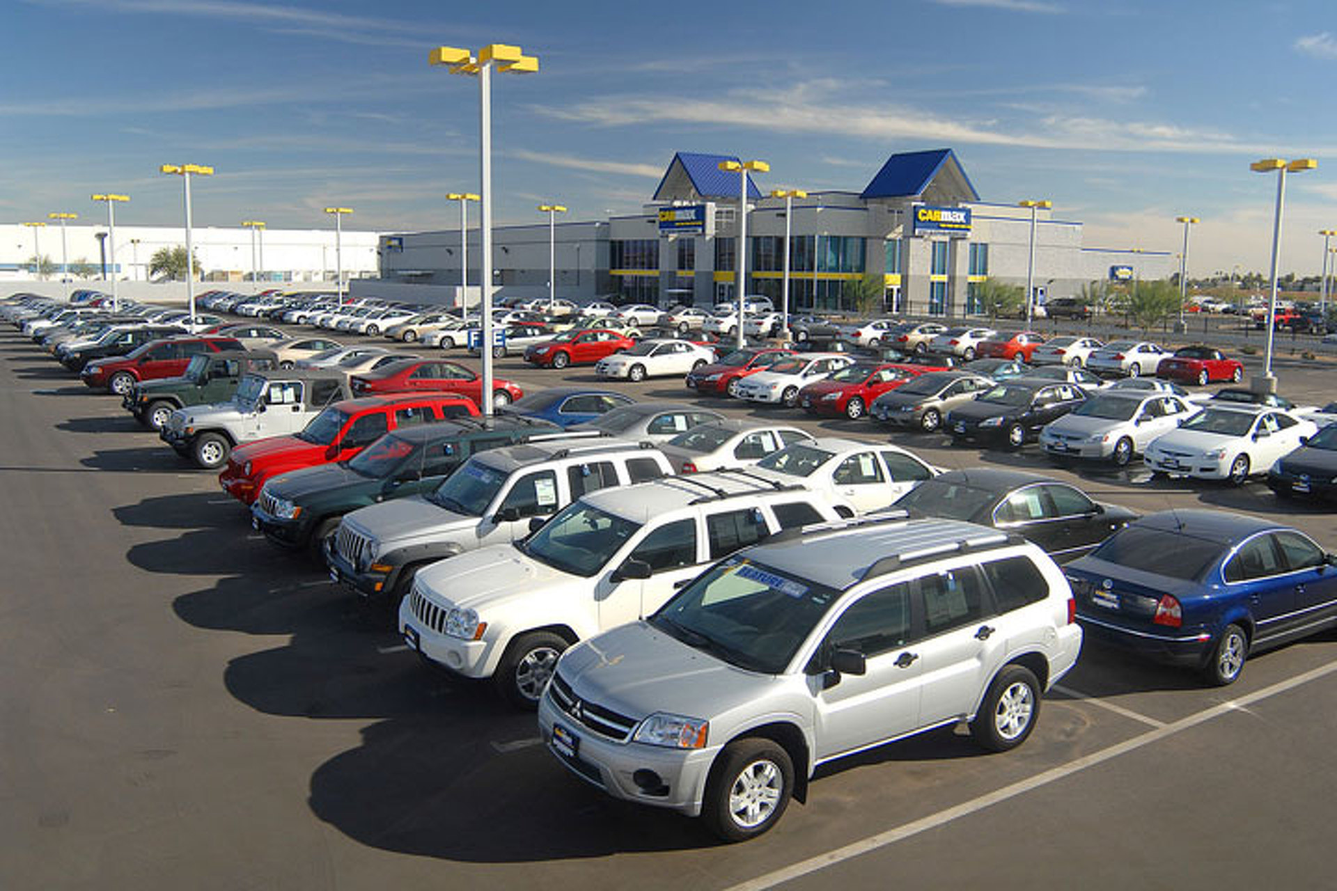 UK Car Dealers Fall Silent On Used Rental Car History