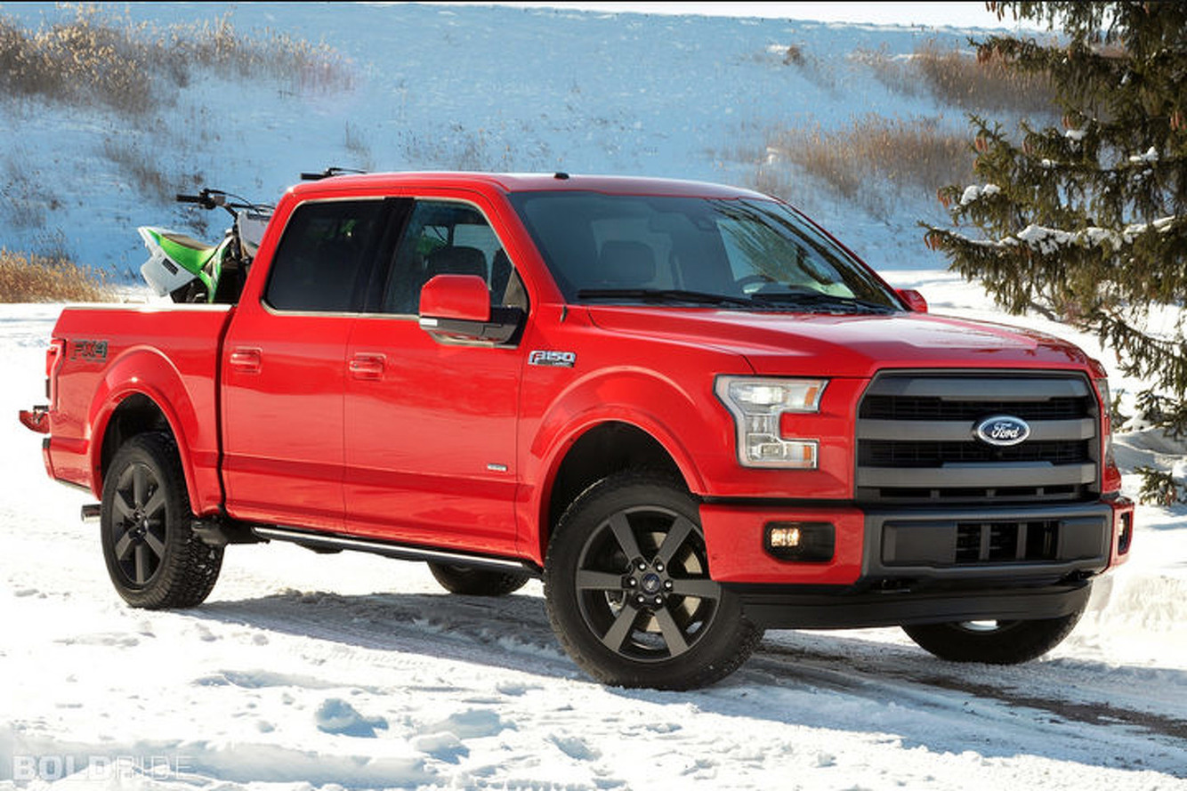 Ford's Great Aluminum F-150 Gamble, In Detail
