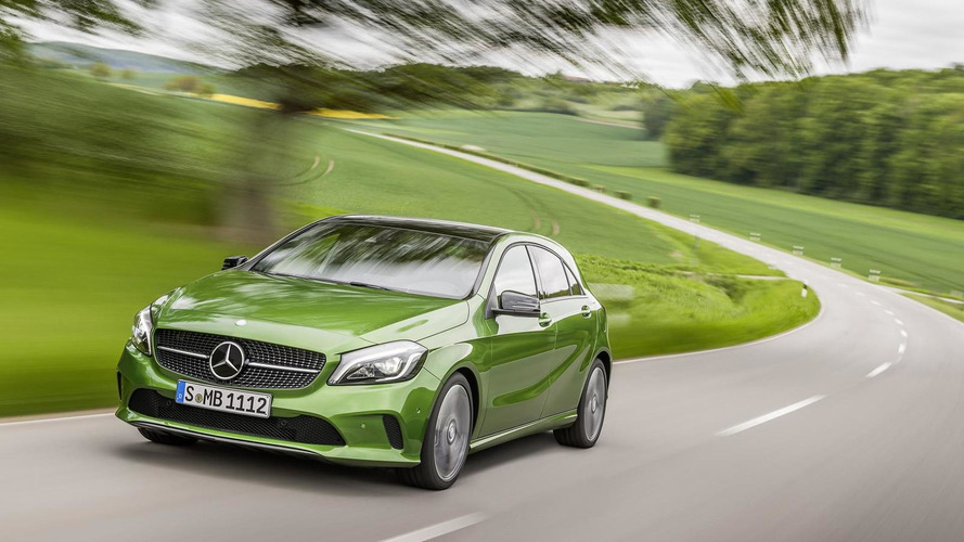2016 Mercedes A-Class pricing announced