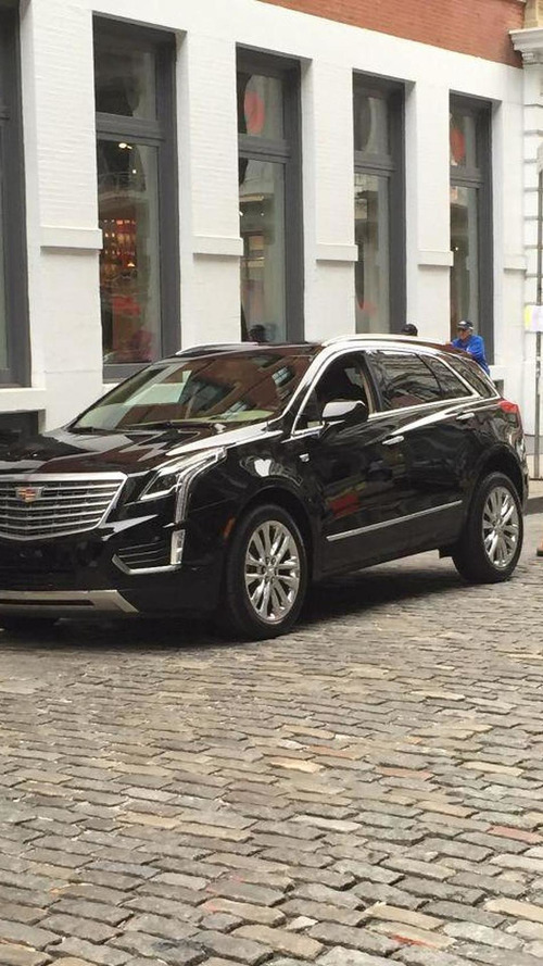 Cadillac XT5 to debut in Dubai in November