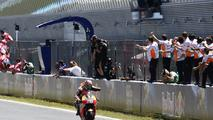 Dani Pedrosa, Repsol Honda Team, gana
