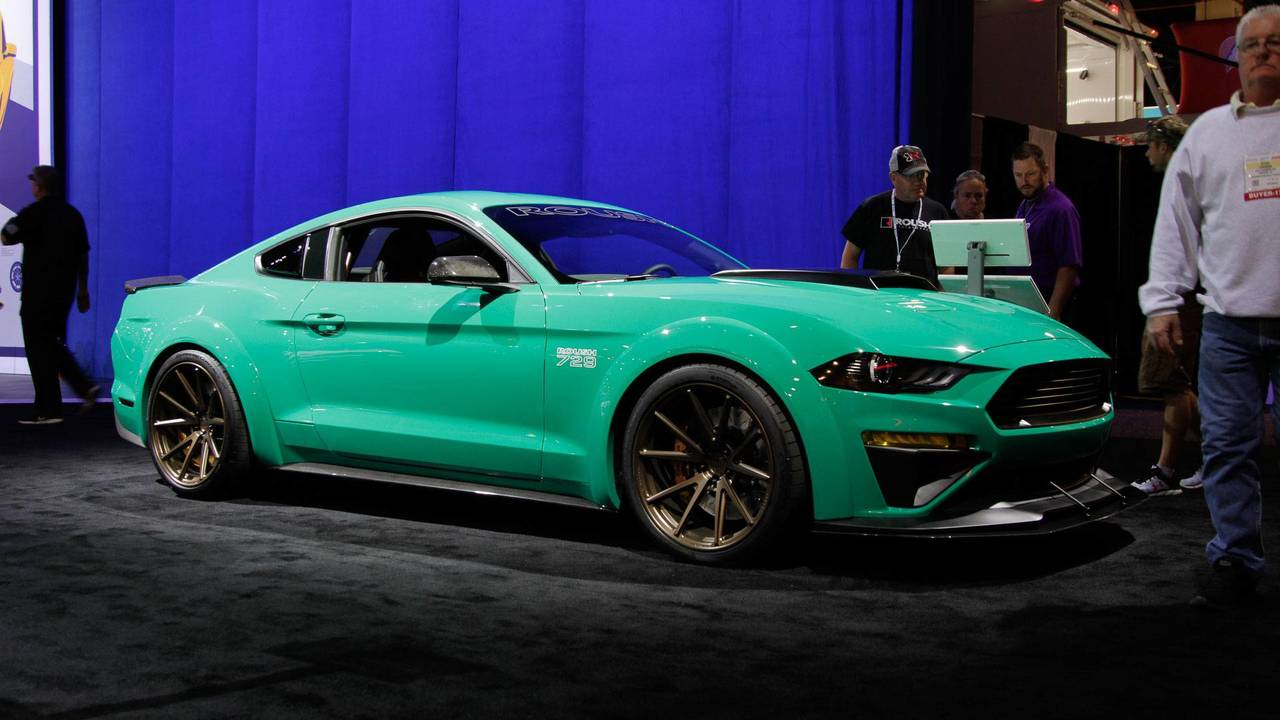7 Tuned Ford Mustangs Live From Sema