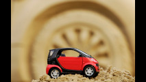 Nuova Smart... di sabbia!