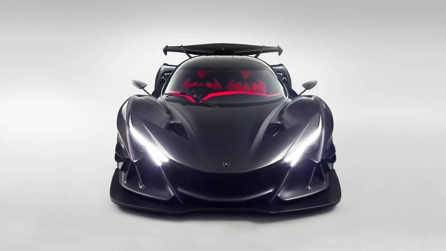Sınırlı sayıda üretilen en iyi 20 otomobil