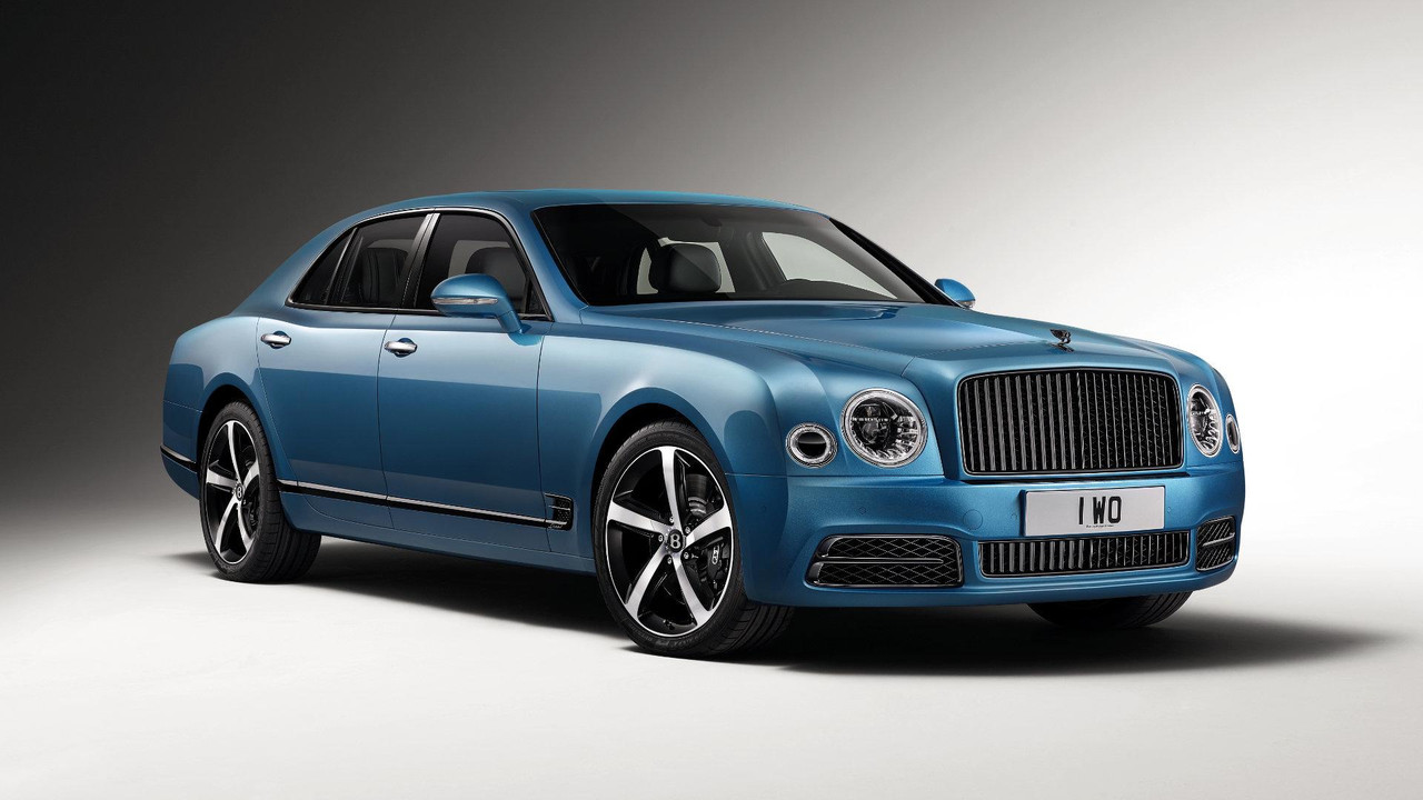 Bentley Mulsanne Design Series by Mulliner