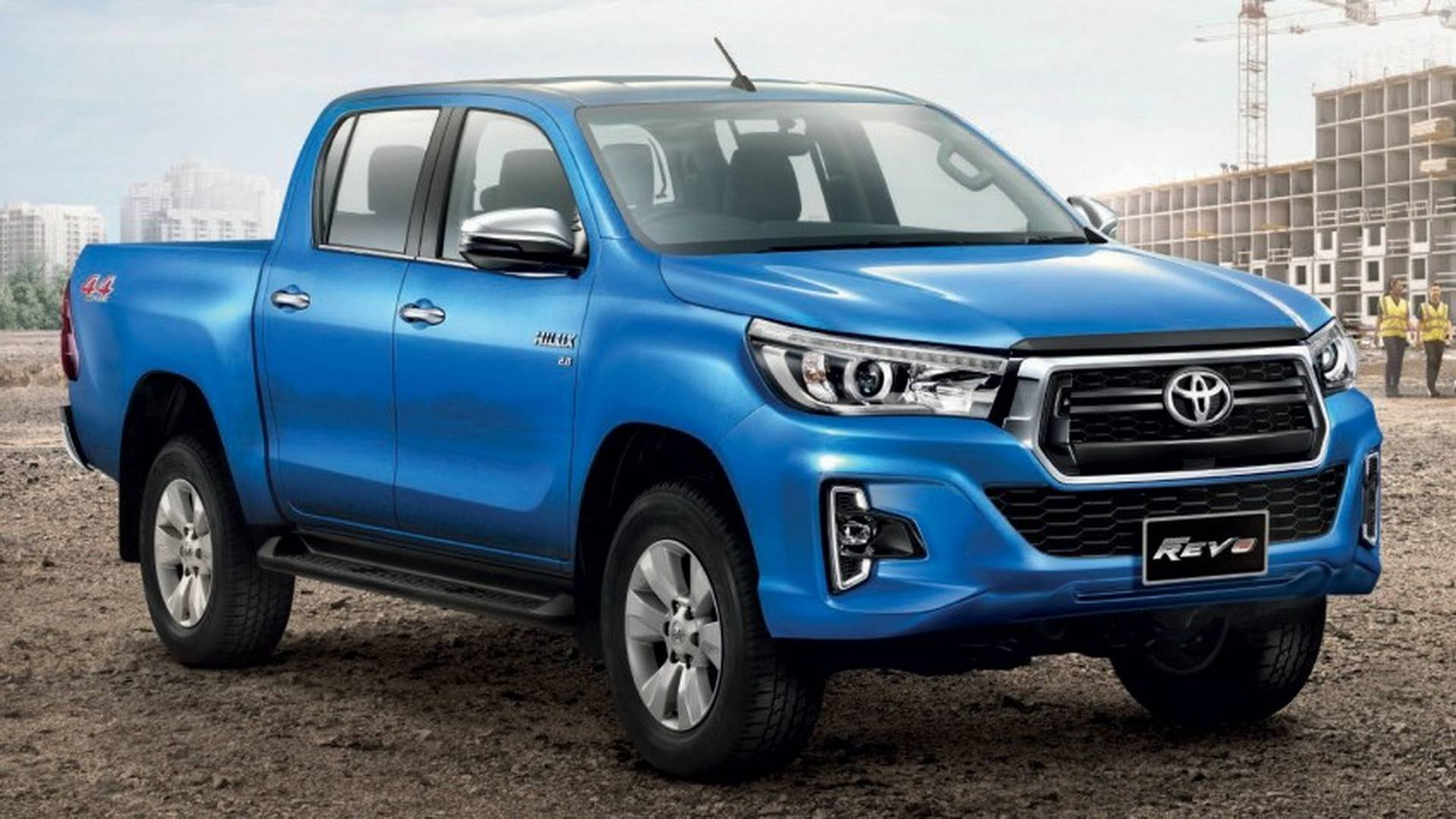 toyota hilux 2018 model future cars release date. Black Bedroom Furniture Sets. Home Design Ideas