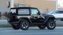 Fotos espía del Jeep Wrangler 2018