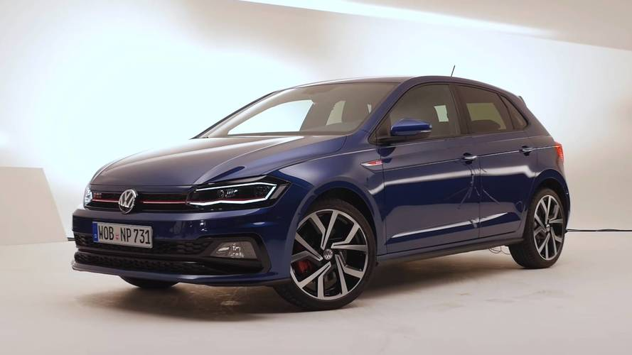 new vw polo gti extensively detailed in lengthy video. Black Bedroom Furniture Sets. Home Design Ideas