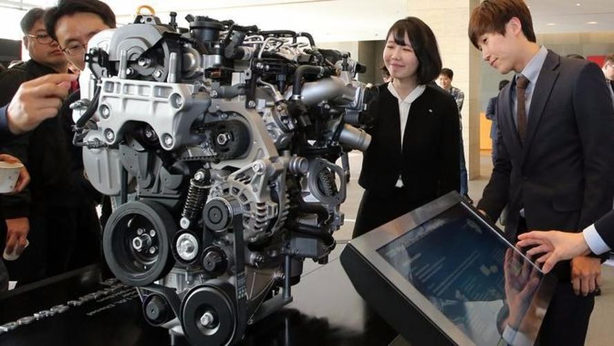 Hyundai trabalha em nova linha global de motores